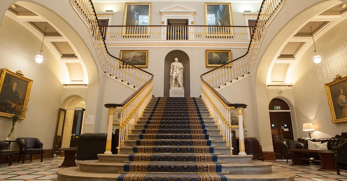 116 Pall Mall - Staircase