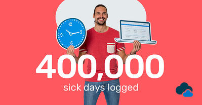 Breathe 400,000 sick days logged in 2018