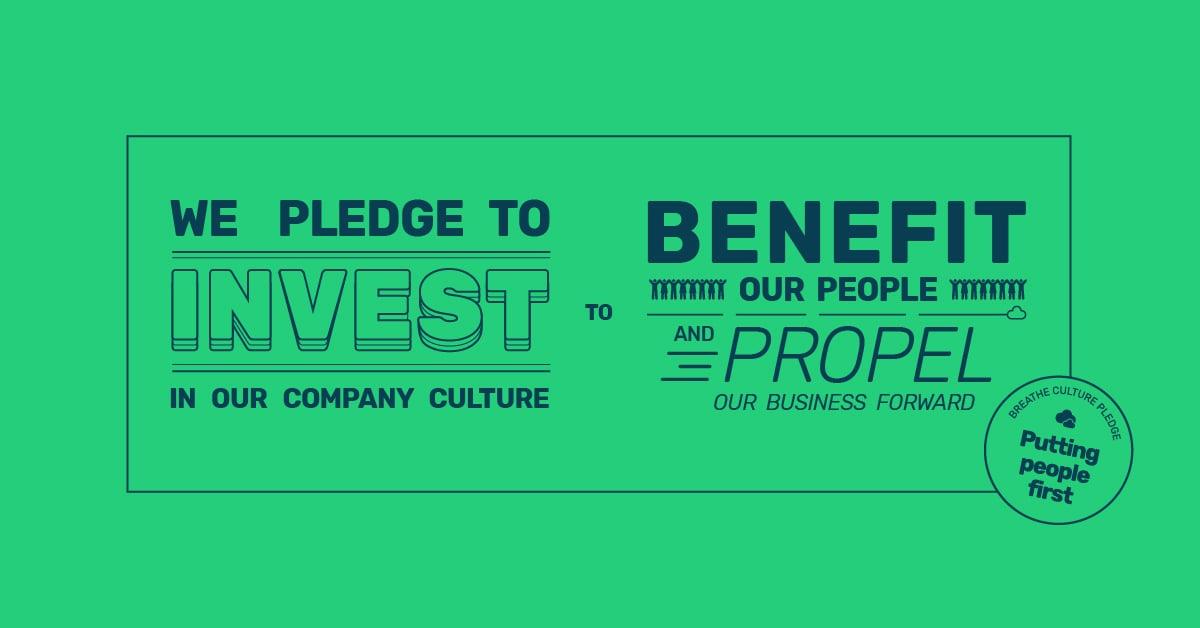 Breathe Culture Pledge Top 25 Leaders
