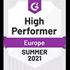 Breathe G2 high performer Summer 2021 100 x 100