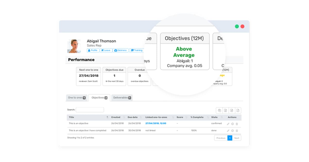 Breathe performance management user interface (1)