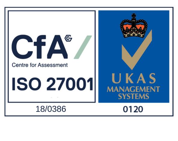BreatheHR - ISO27001 accreditation logo