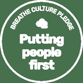 Culture Pledge badge