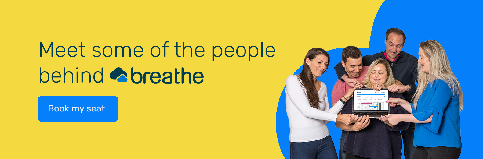 Meet some of the people behind Breathe1