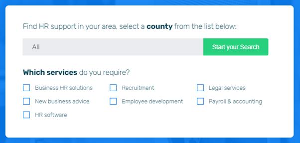 Partner Directory search bar