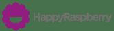 Happy Raspberry Logo