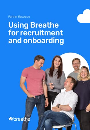Breathe recruitment and onboarding guide cover image-min v2