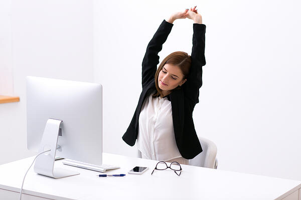 office health fitness wellbeing Breathe