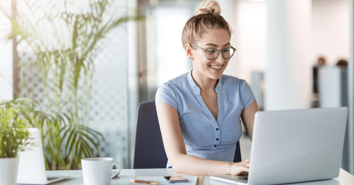 HR consultant building links to her website