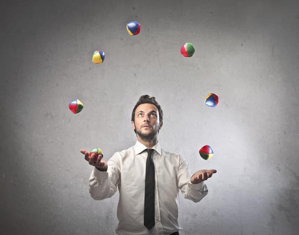 adhoc culture juggling