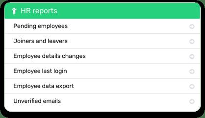 employee trends