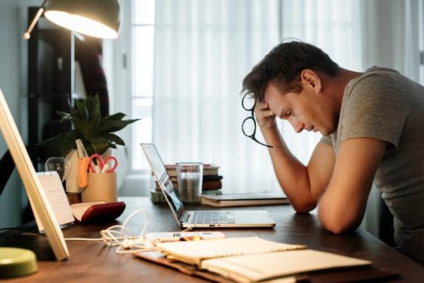 workplace stress symptoms