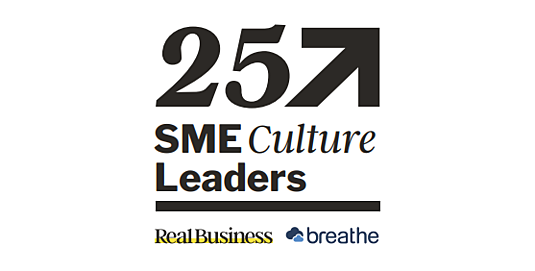 top 25 culture leaders SMEs UK