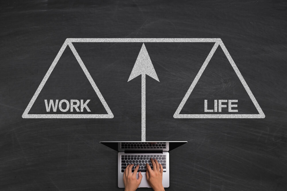 working from home 5 benefits for SMEs worklife balance