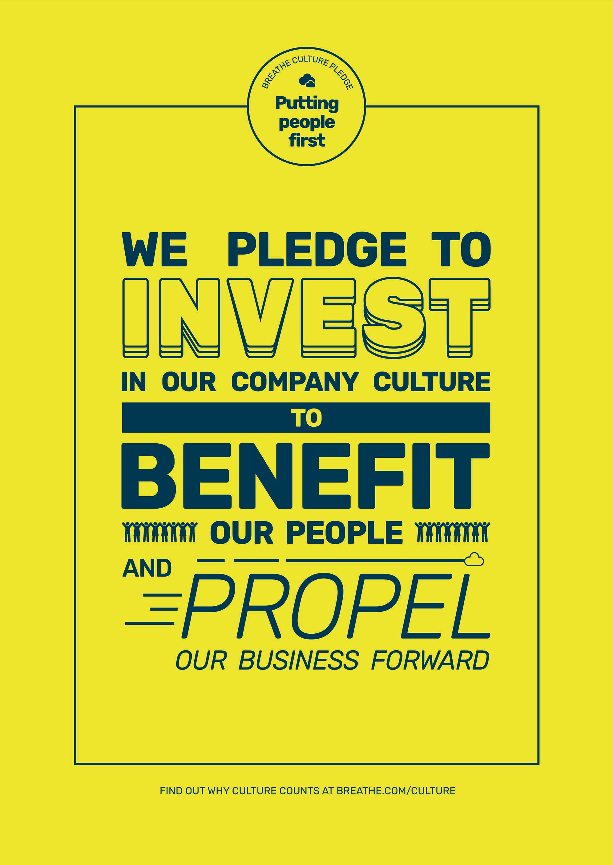Breathe Culture Pledge_Poster 2 Yellow_Resized for web