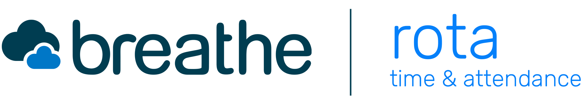 Breathe Rota, Time and Attendance Logo