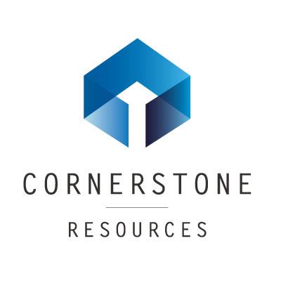 Cornerstone Resources Limited Logo