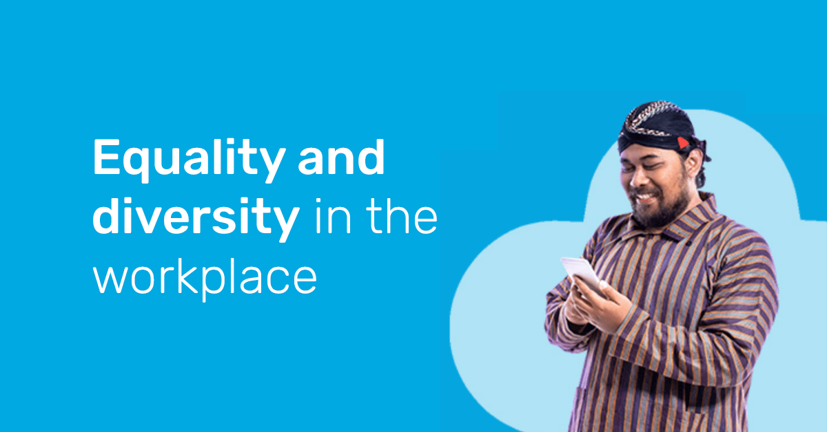 Equality and diversity in the workplace guide image