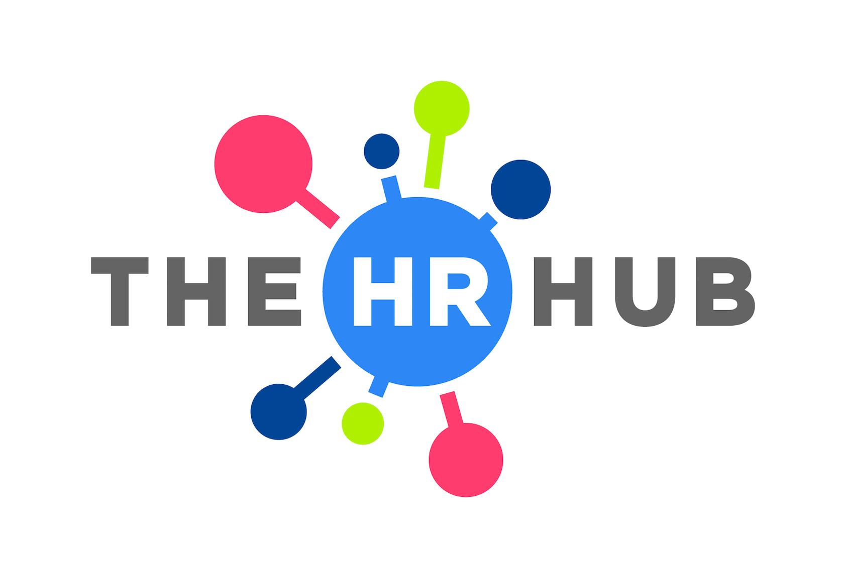 The HR Hub Logo