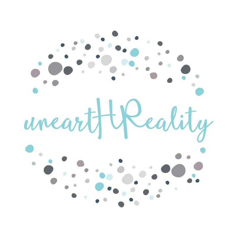 Unearth Reality Logo