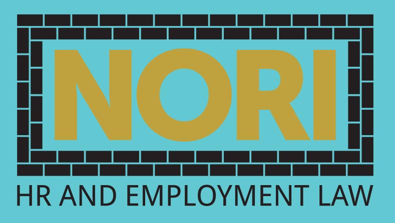 NORI HR & Employment Law Logo