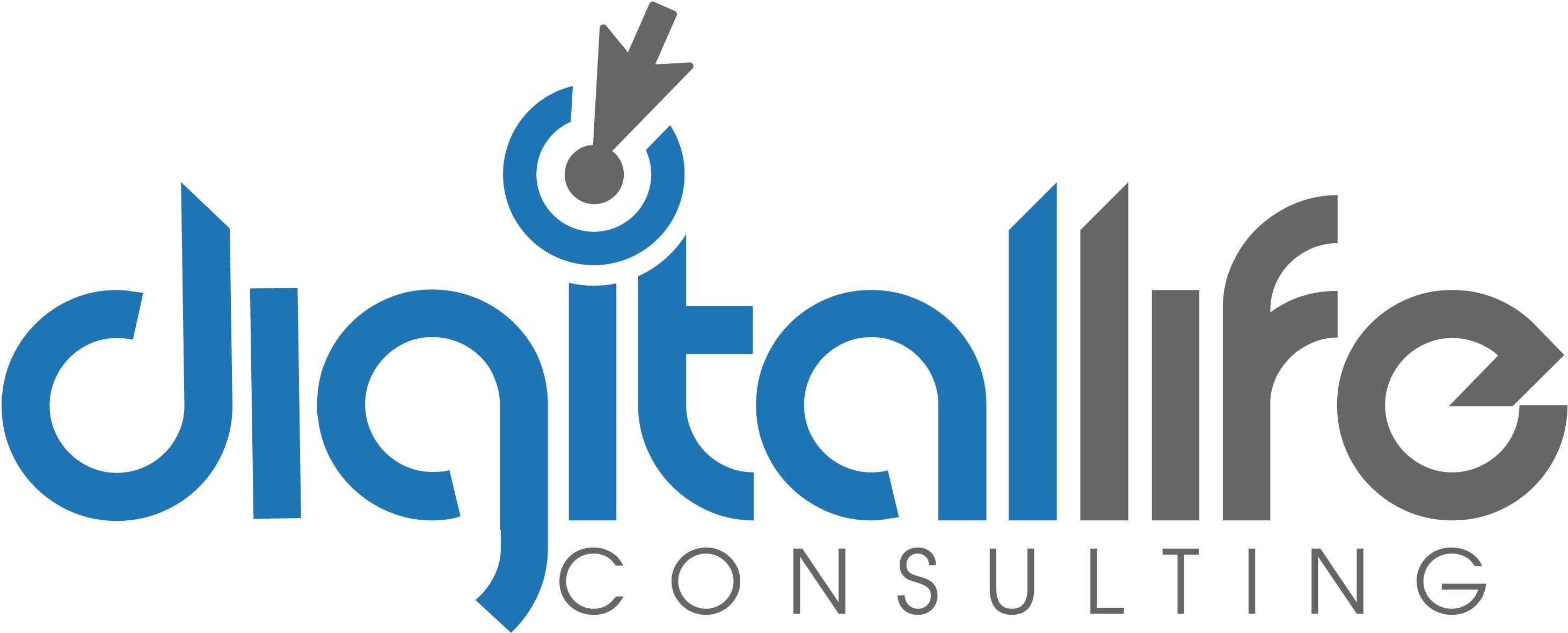 Digital Life Consulting Logo