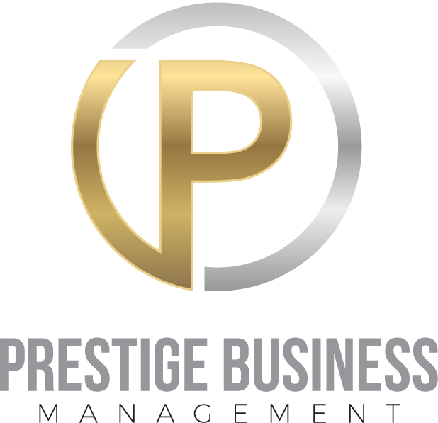 Prestige Business Management Ltd  Logo
