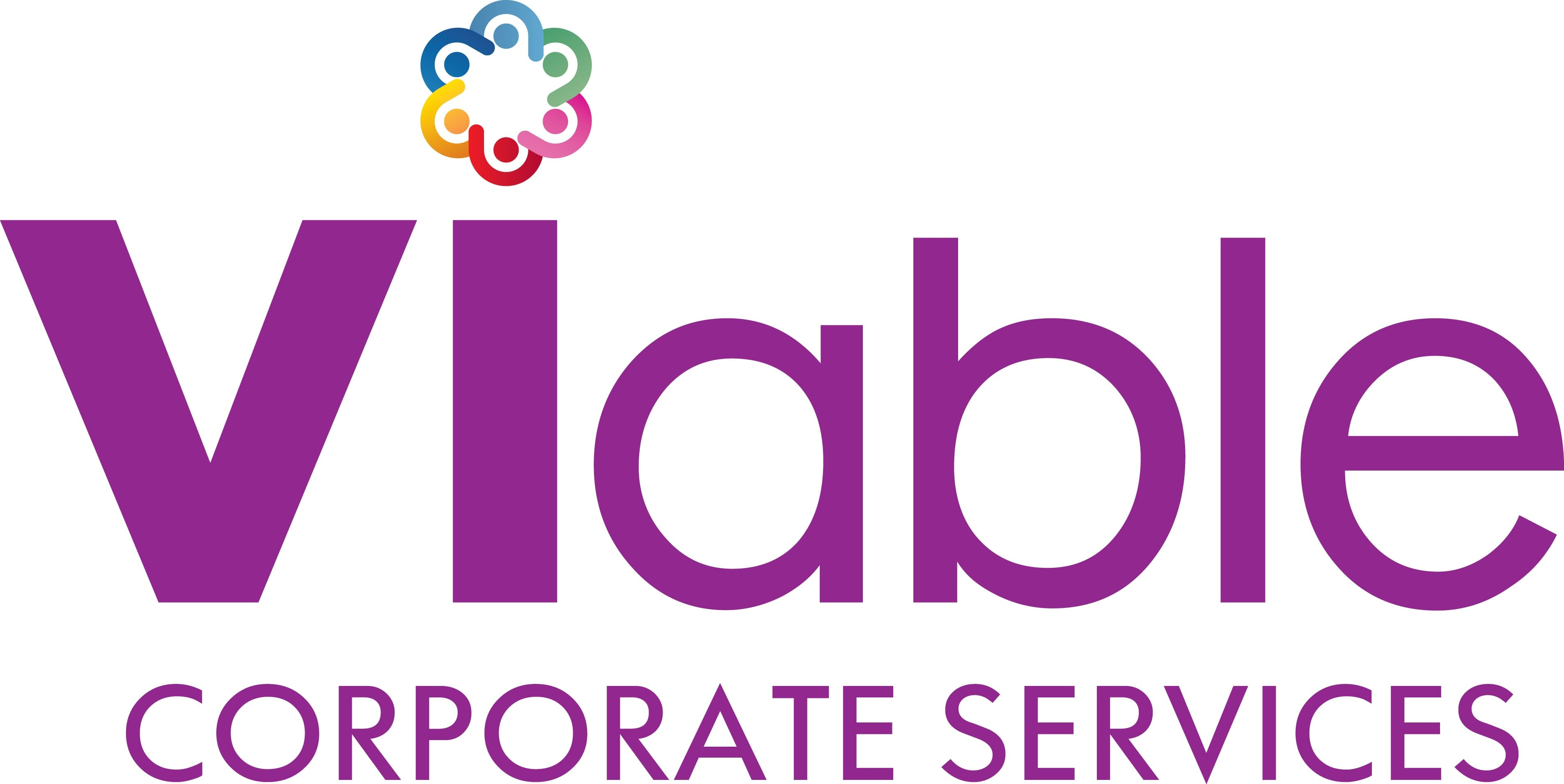 VIable Corporate Services  Logo