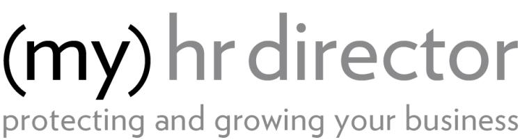 (my) HR Director Logo