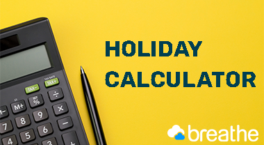 Holiday Calculator | Calculate Annual Leave Entitlement | Breathe